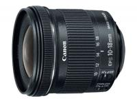 Objectif CANON EF-S 10-18mm f/4,5-5,6 IS STM