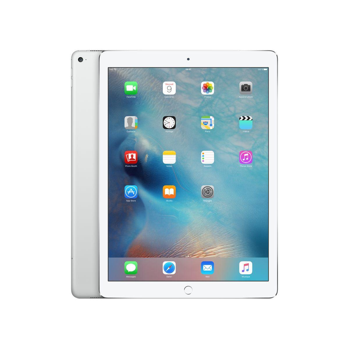 APPLE iPad Pro 12.9 128Go cellular Argent