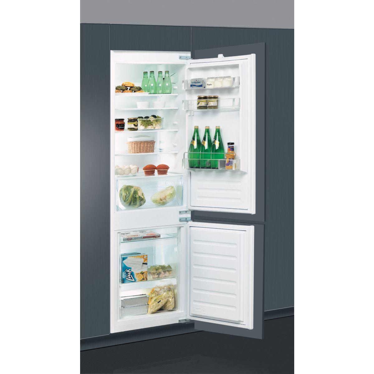 Réfrigérateur combiné encastrable WHIRLPOOL ART6601/A+
