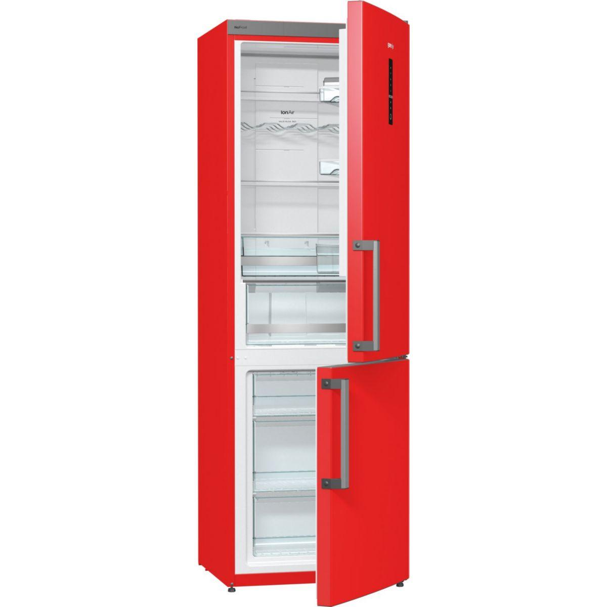 Réfrigérateur congélateur en bas GORENJE NRK6192MRD
