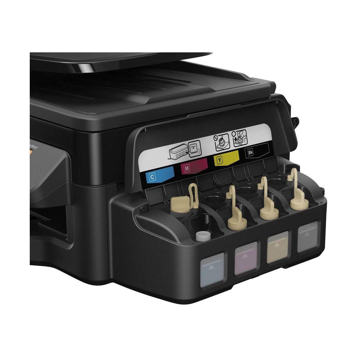 Imprimante multifonction jet d'encre EPSON EcoTank ET-4500