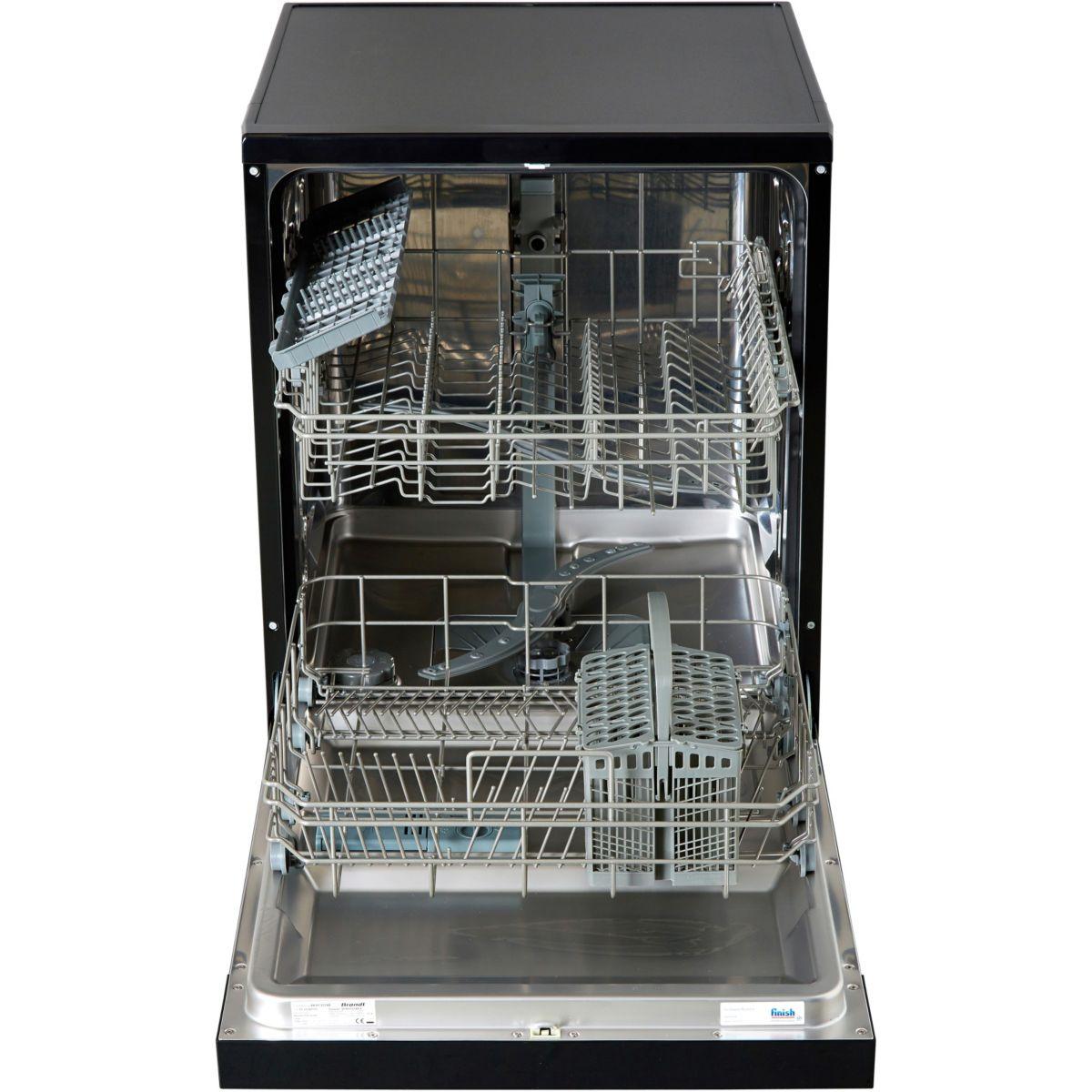 Lave vaisselle 60 cm BRANDT DFH13524B