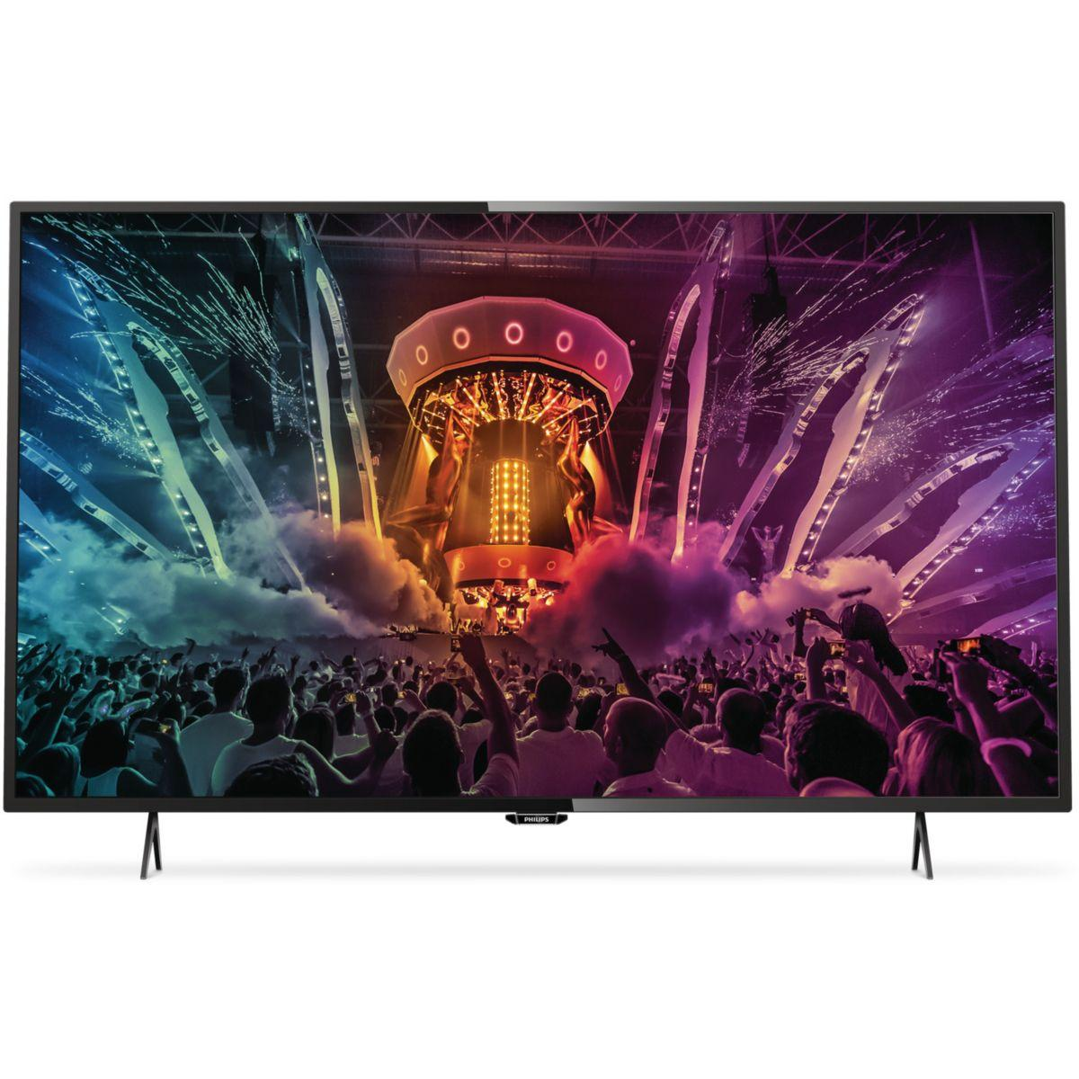 TV PHILIPS 49PUH6101 4K 800 PPI SMART TV