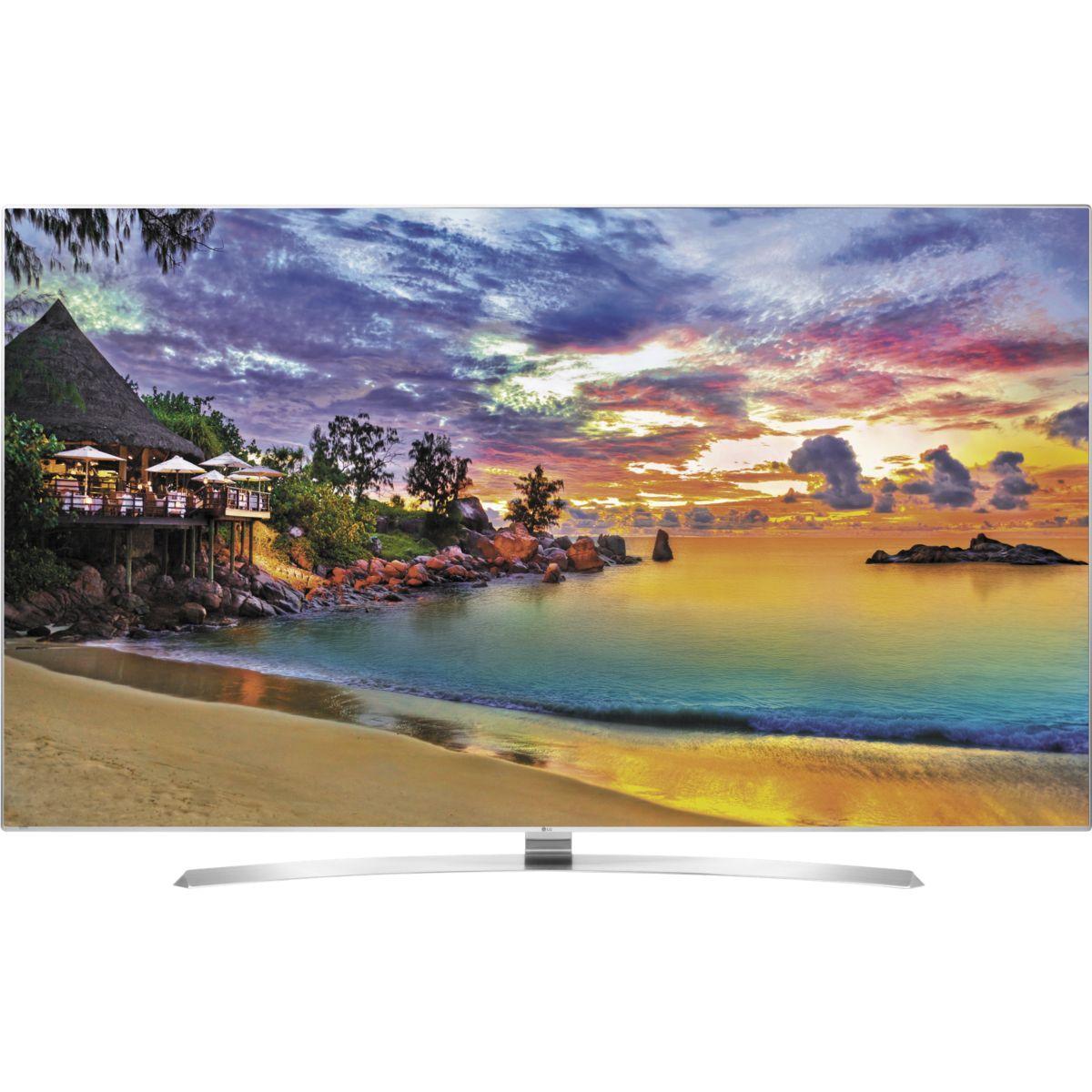 TV LG 55UH950V 200HZ 4K SMART TV 3D