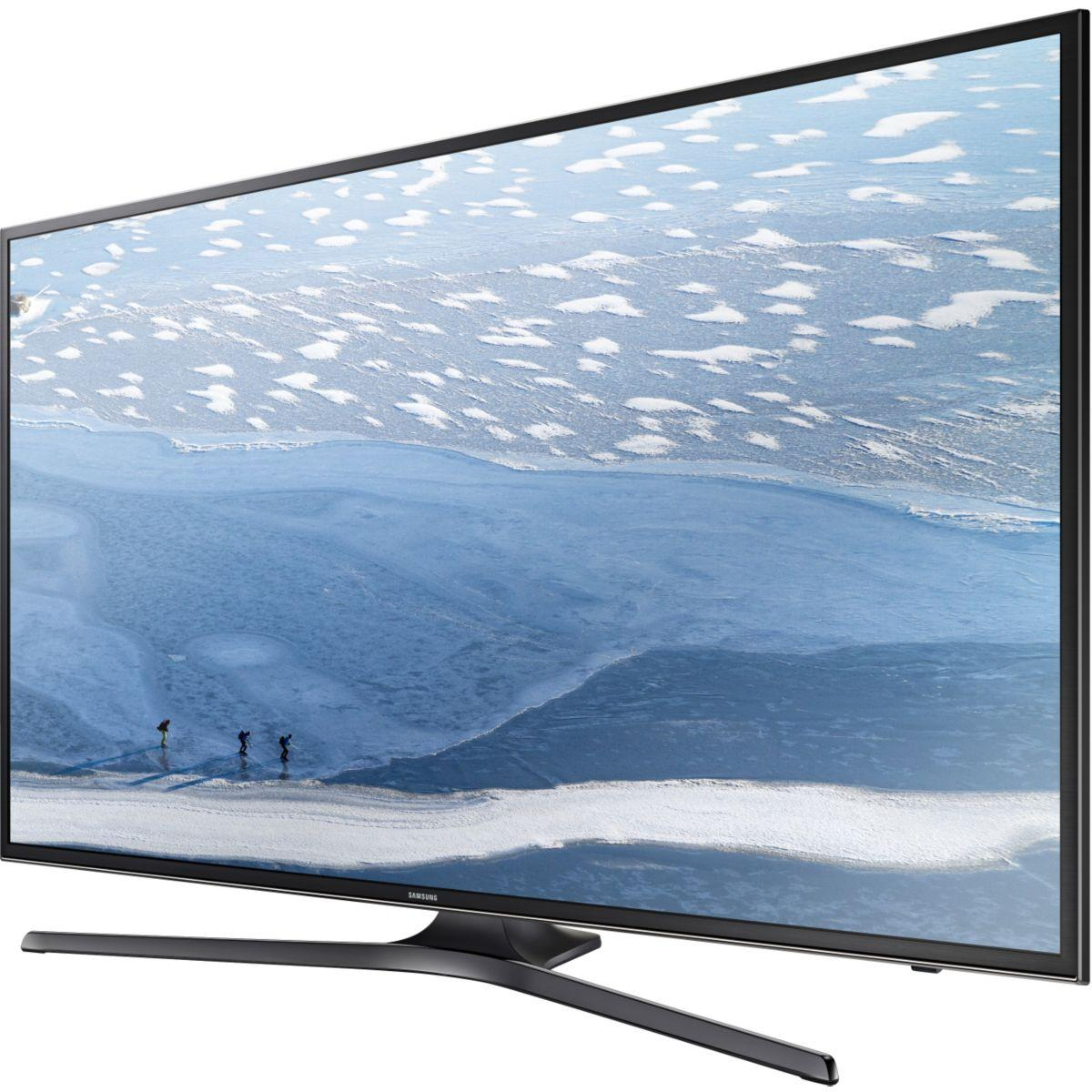 TV SAMSUNG UE60KU6000 4K HDR 1300 PQI SMART TV
