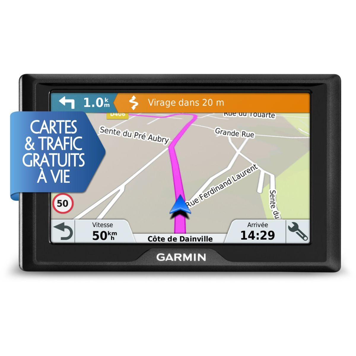 GPS GARMIN Drive Assist LMT