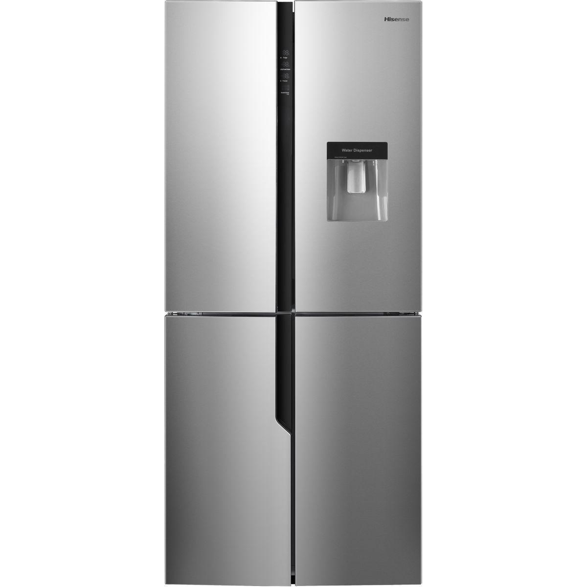 Réfrigérateur multi portes HISENSE RQ560N4WC1