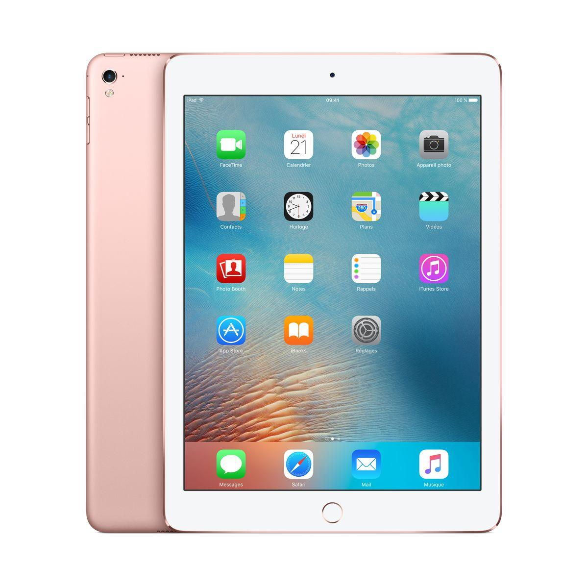 APPLE iPad Pro 9.7 32Go Or rose