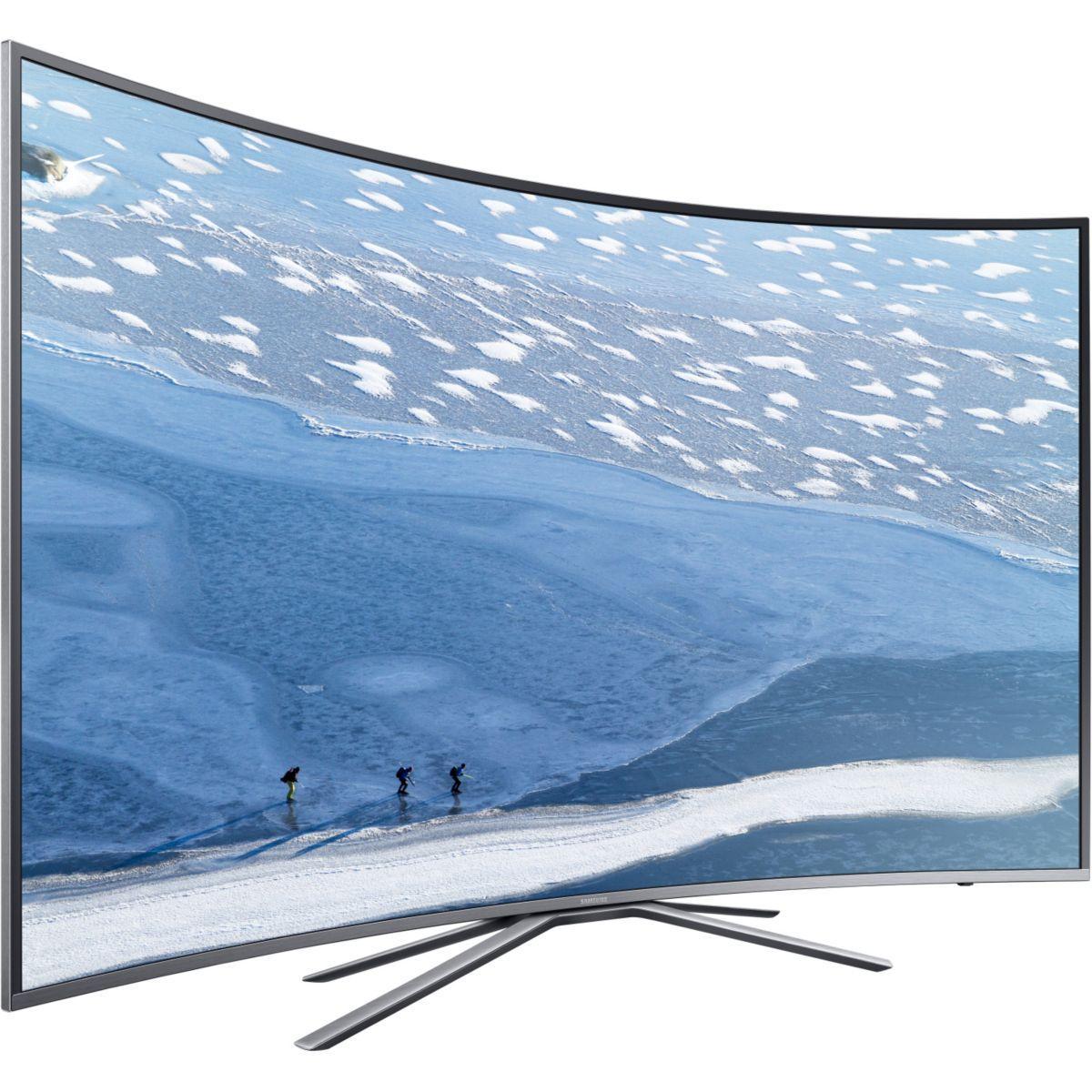 TV SAMSUNG UE55KU6500 UHD 1600 PQI SMART TV