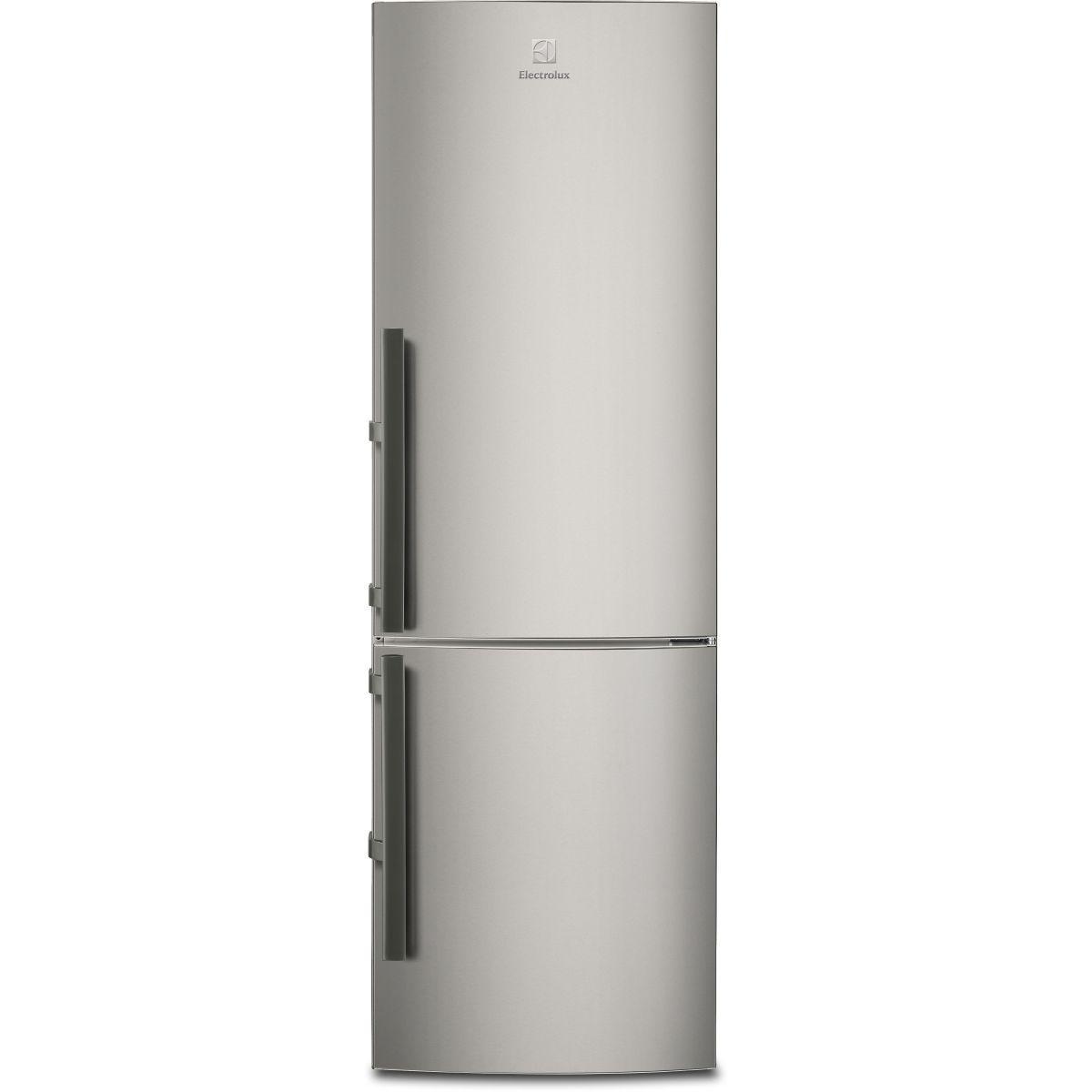 Réfrigérateur congélateur en bas ELECTROLUX EN3858MFX