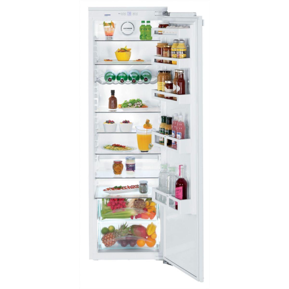 Réfrigérateur 1 porte encastrable LIEBHERR IK3510