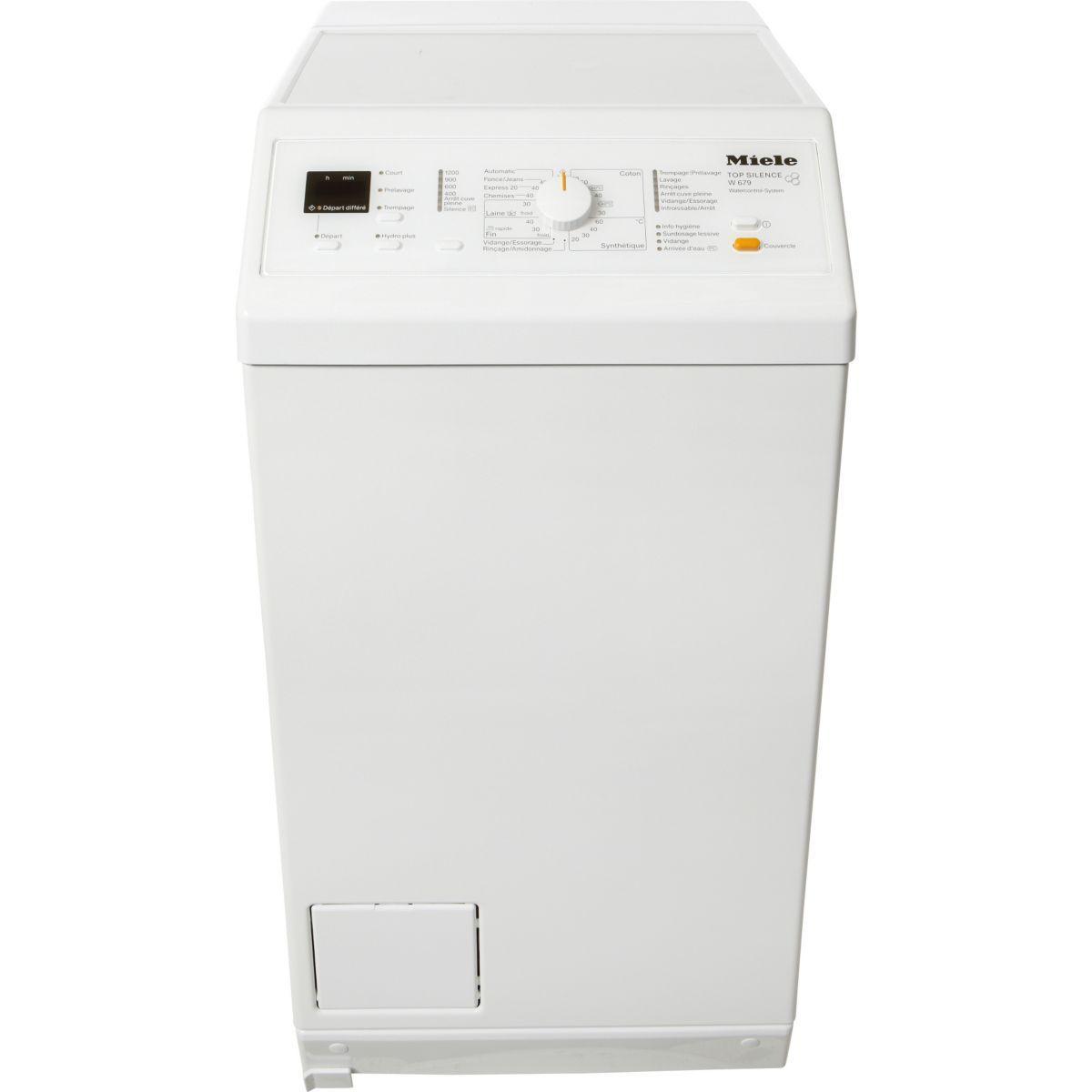 Lave-linge Top MIELE W 679