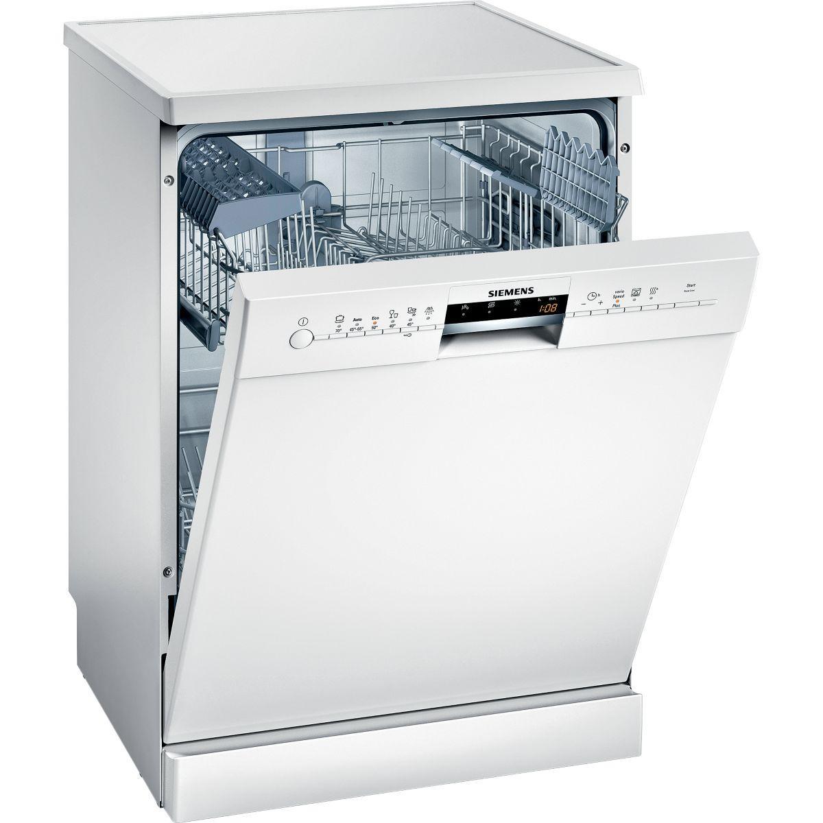 Lave-vaisselle 60cm SIEMENS PG SN26M232EU