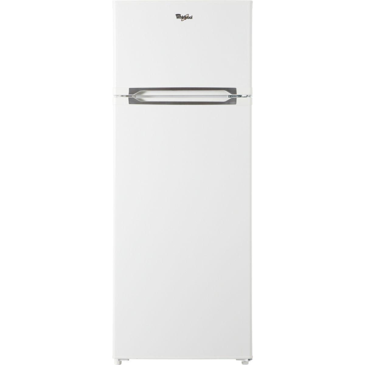 Réfrigérateur congélateur en haut WHIRLPOOL EX WTE2215W (photo)