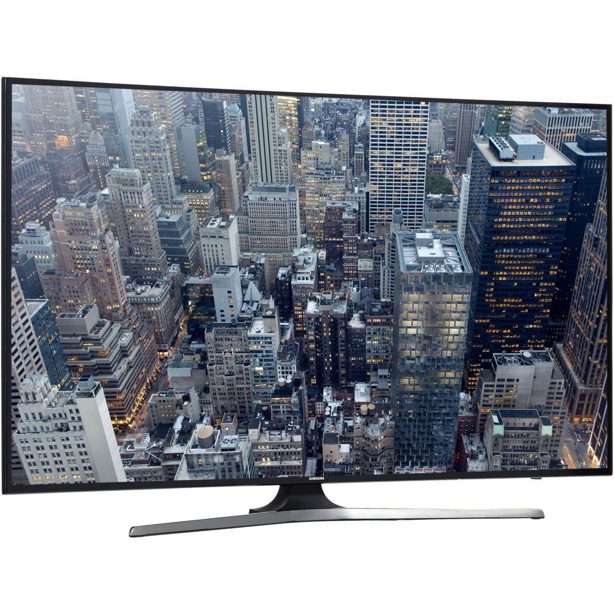 TV SAMSUNG UE55JU6670 1200 PQI 4K INCURV