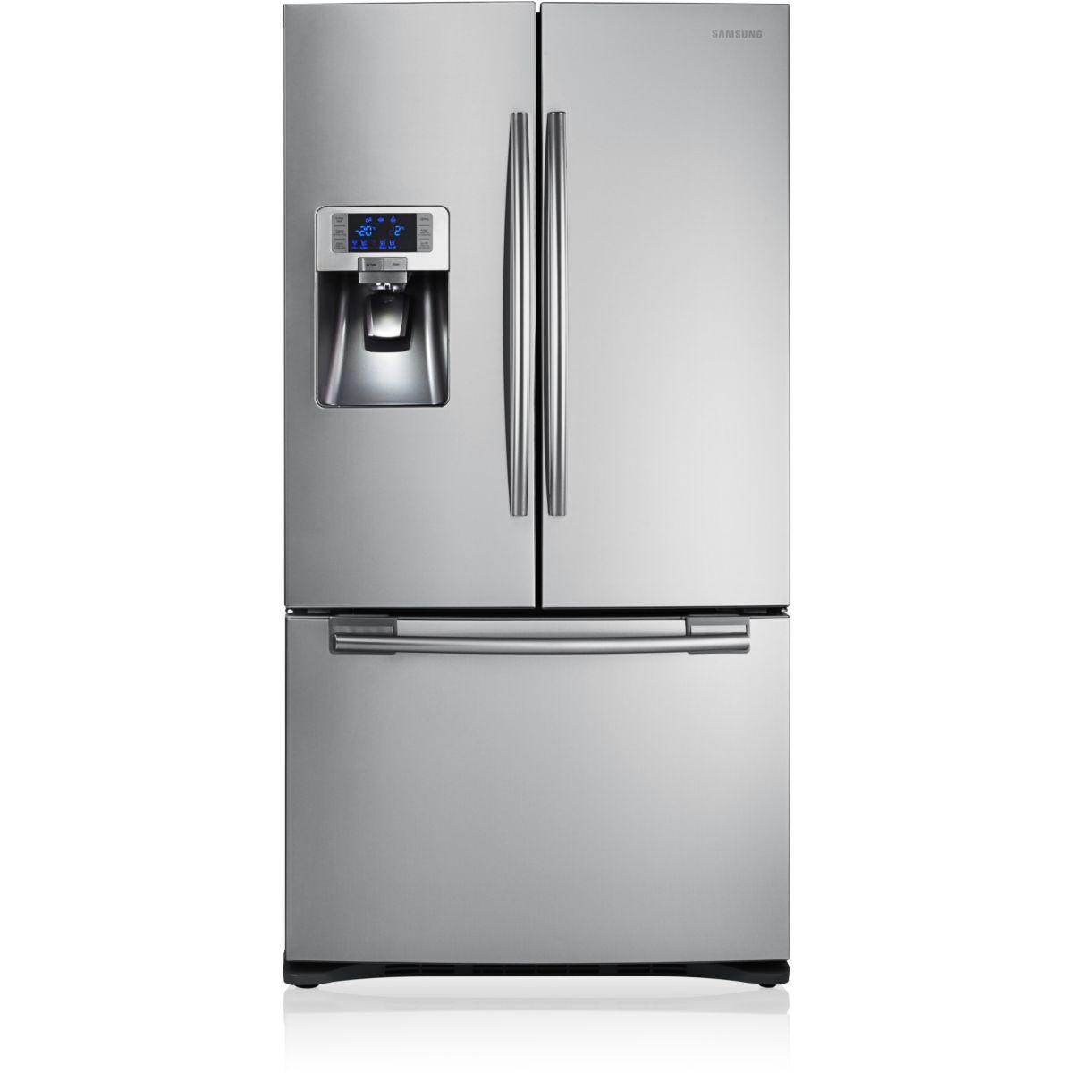 Réfrigérateur multi portes SAMSUNG RFG23RESL1