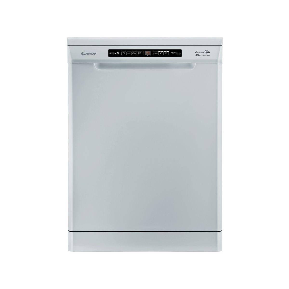 Lave-vaisselle 60cm CANDY CDPM 96390F Connecté (photo)