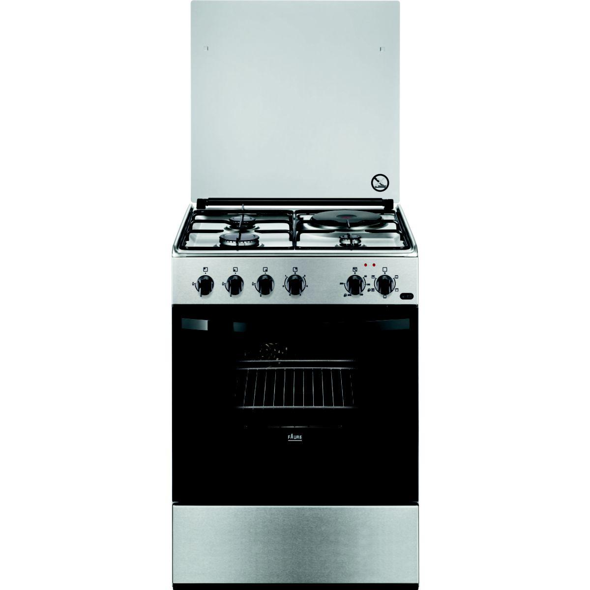 Cuisinière Mixte FAURE EX.FCM6509CXA