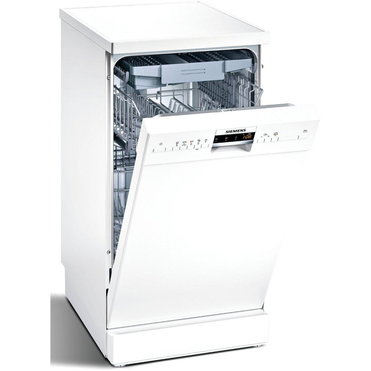 Lave-vaisselle 45cm SIEMENS SR25M282EU (photo)