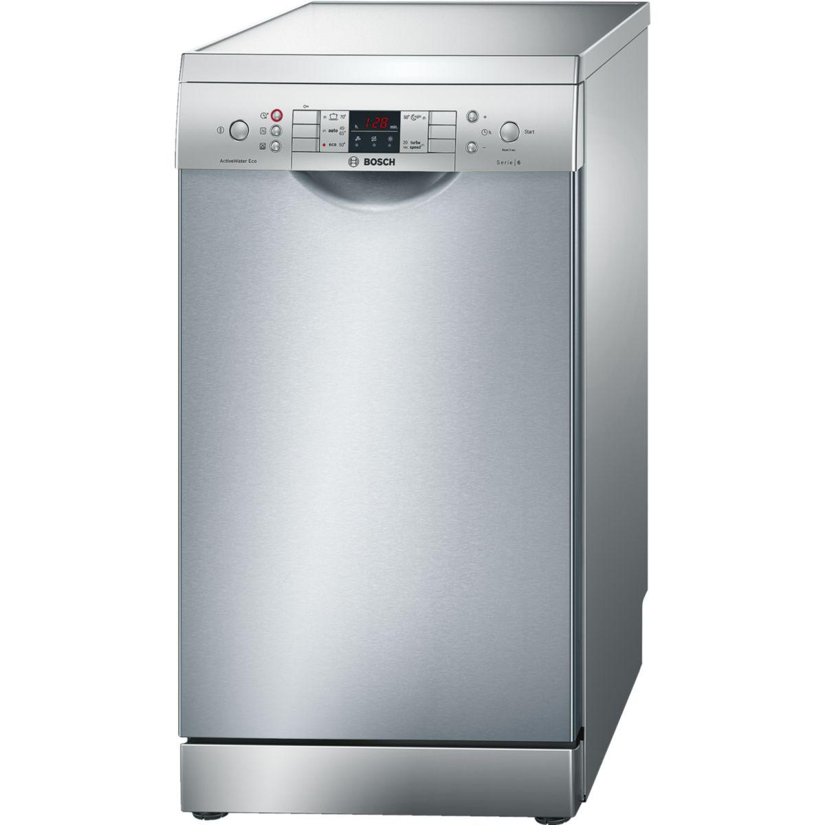 Lave-vaisselle 45cm BOSCH EX SPS53M98EU