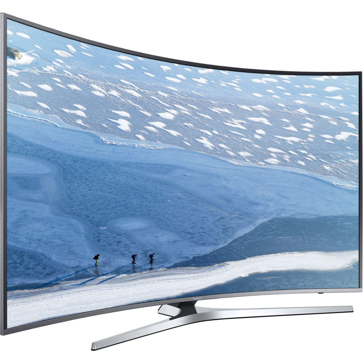 TV SAMSUNG UE49KU6670 4K HDR 1600 PQI INCURVE