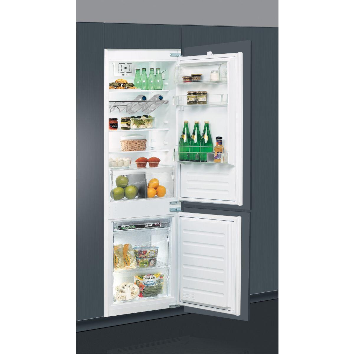 Réfrigérateur combiné encastrable WHIRLPOOL ART6612/A++