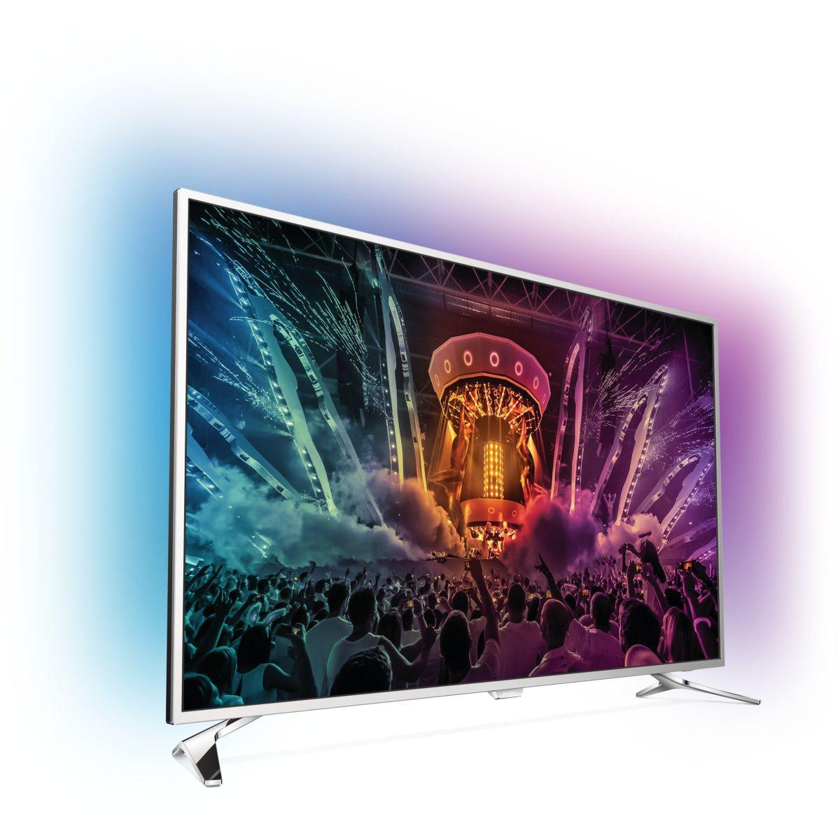 TV PHILIPS 49PUS6561 4K 1800 PPI SMART TV