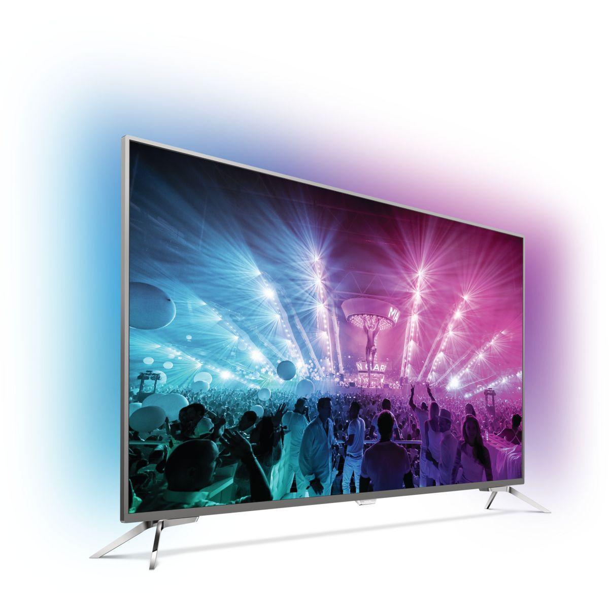 TV PHILIPS 49PUS7101 4K 2000 PPI SMART TV