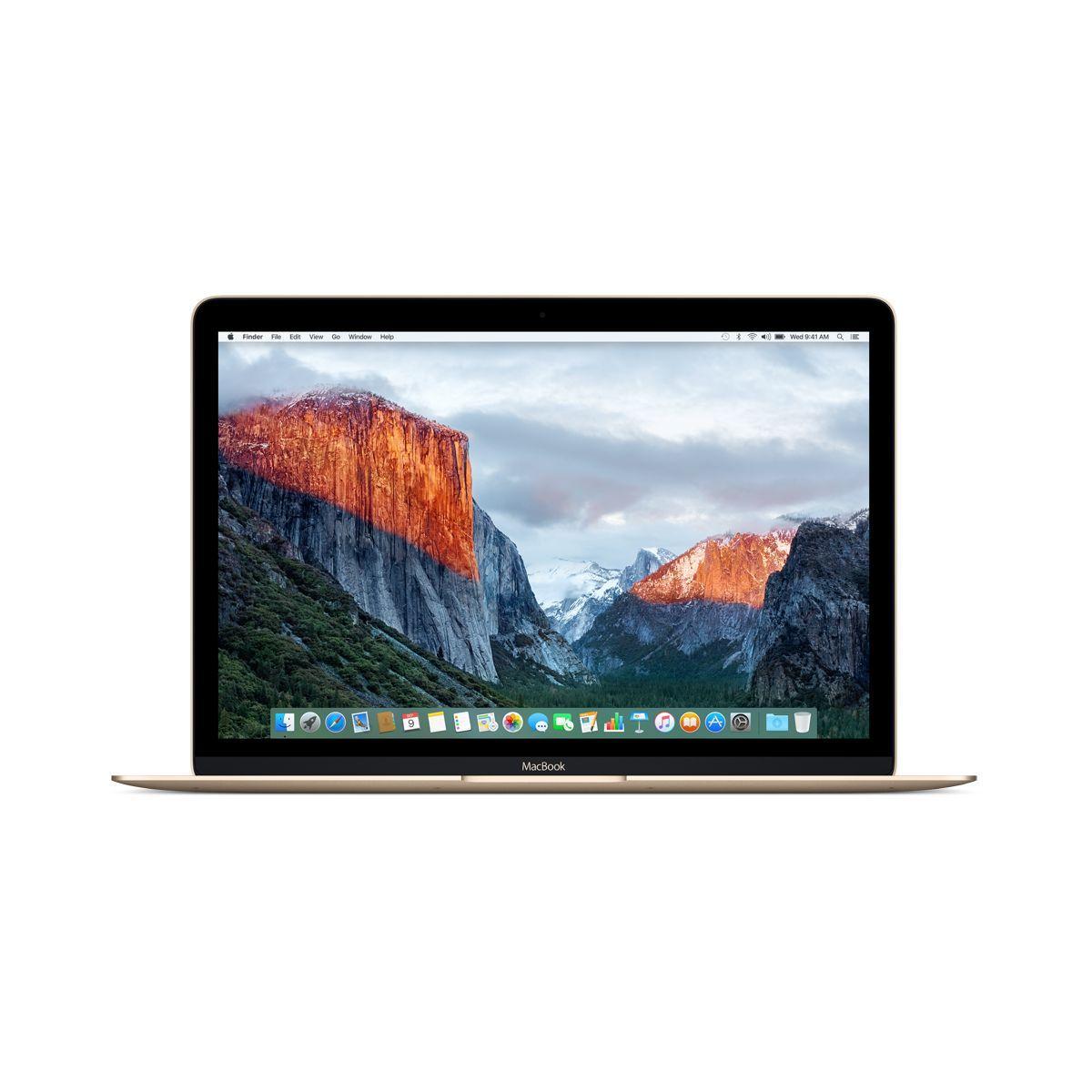 APPLE Macbook New 12 256Go Or 1.1GHz 8Go (photo)