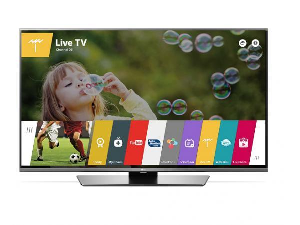 TV LG 55LF632V Full HD - 139 cm
