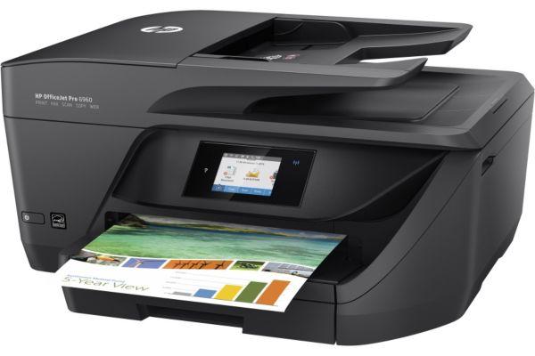 Imprimante multifonction jet d'encre HP Office Jet Pro 6960