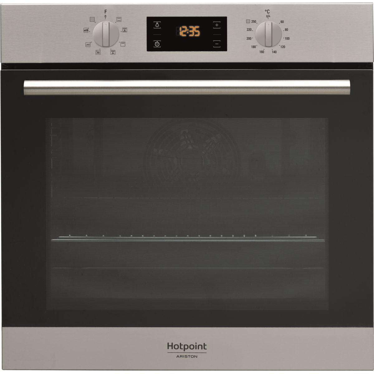Four encastrable HOTPOINT FA2 540P IX HA