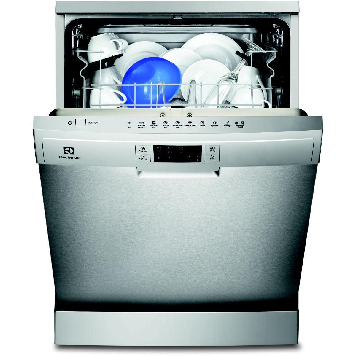 Lave-vaisselle 60cm ELECTROLUX ESF 5529 LBX - Inox