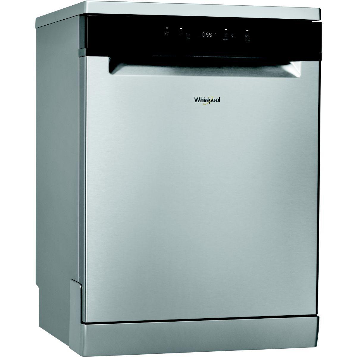 Lave vaisselle 60 cm WHIRLPOOL WFC3B16X