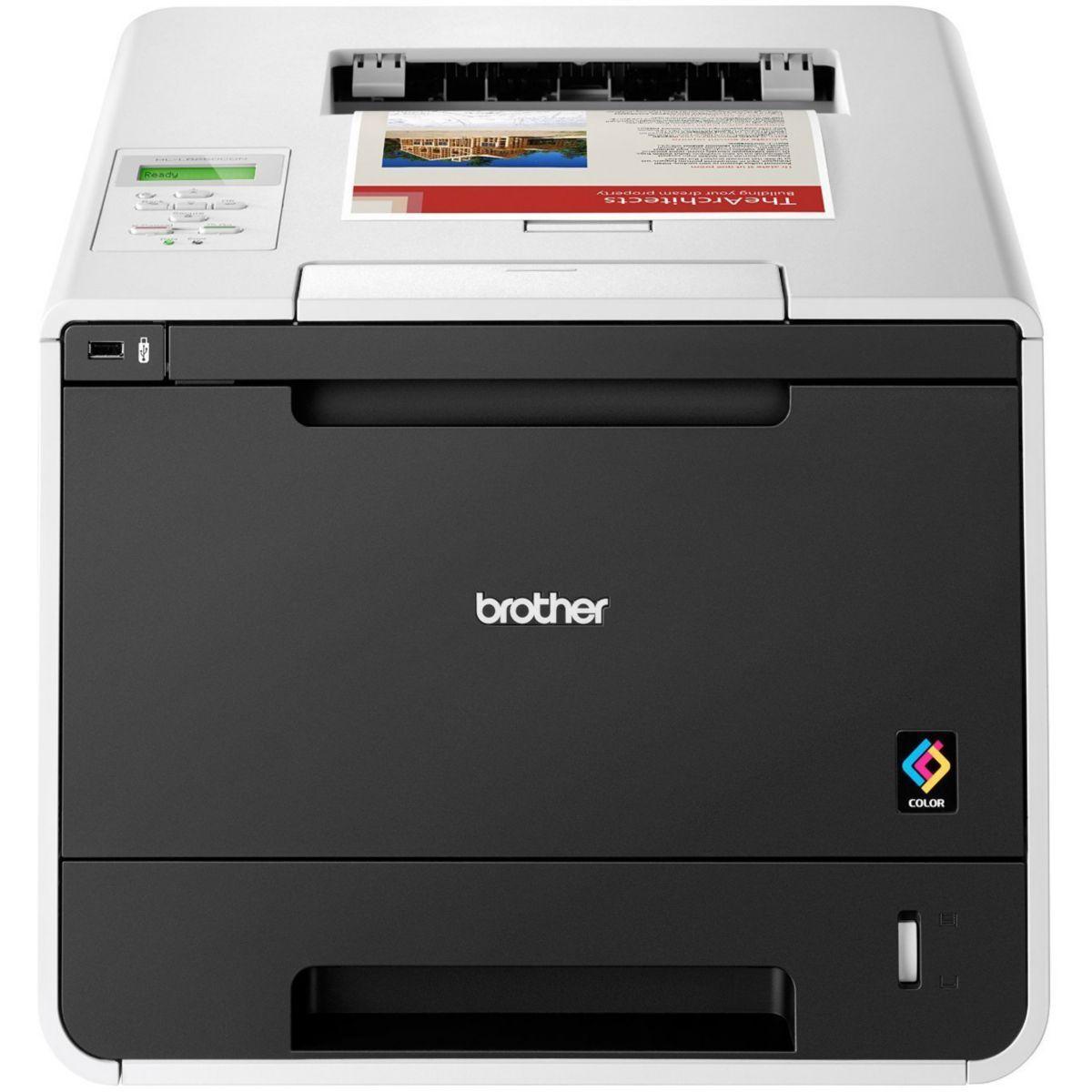 Imprimante monofonction laser couleur BROTHER HL-L8250CDN