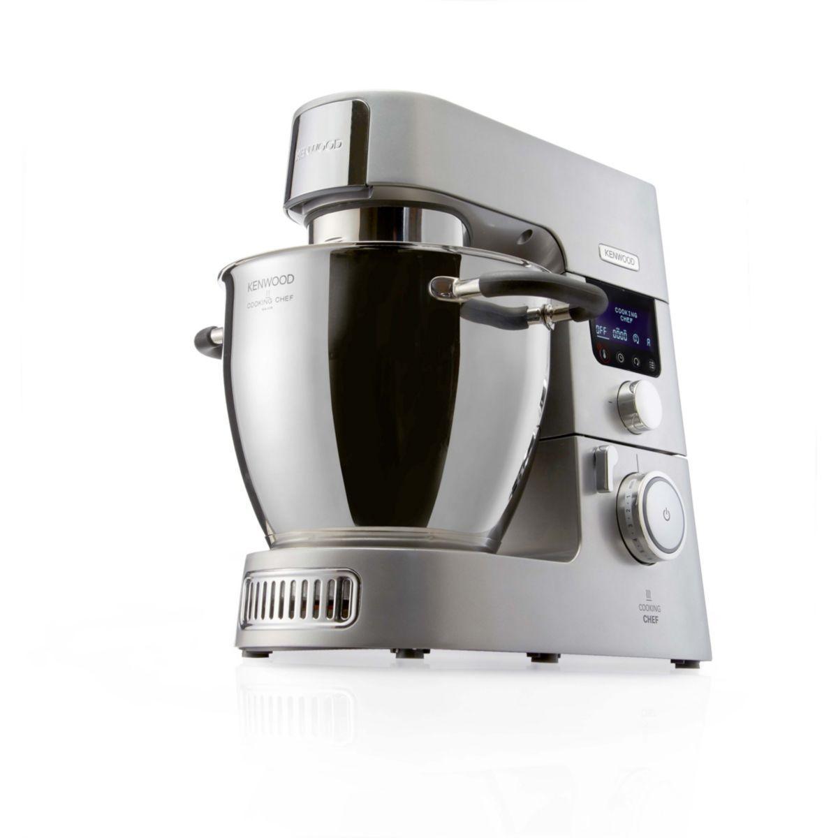 Robot cuiseur KENWOOD Cooking chef Major Gourmet KCC9063S