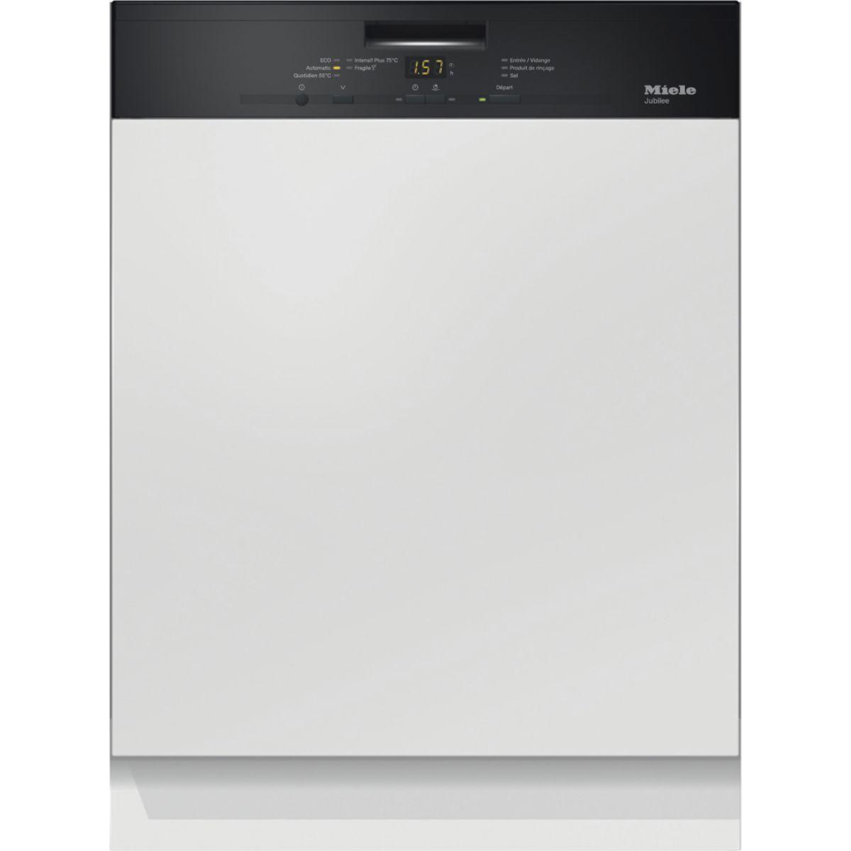 Lave-vaisselle Intégrable 60 MIELE G4942SCi NR