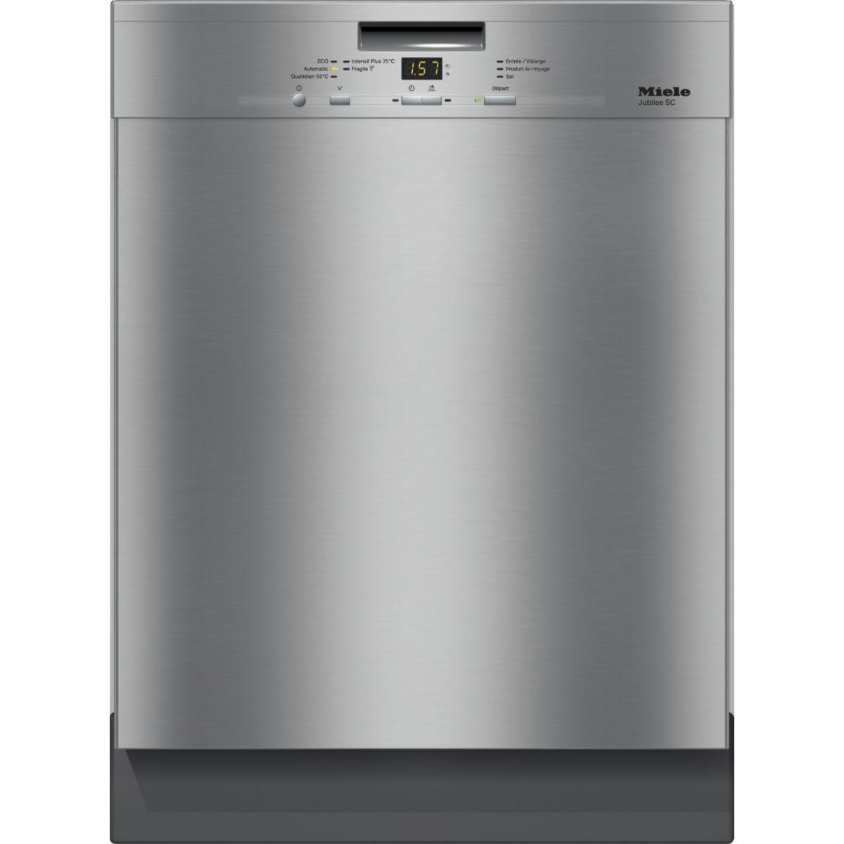 Lave vaisselle encastrable MIELE G4942SCU