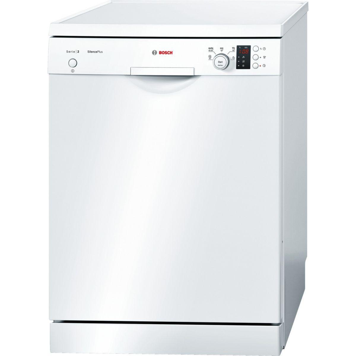 Lave-vaisselle 60cm BOSCH SMS25GW02E (photo)