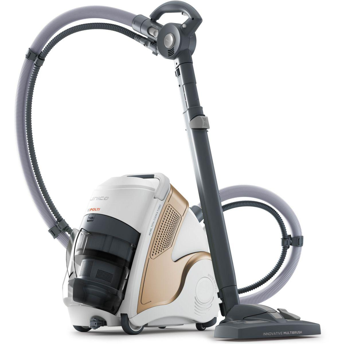 Aspirateur nettoyeur vapeur POLTI UNICO MCV85 TOTAL CLEAN & TURBO