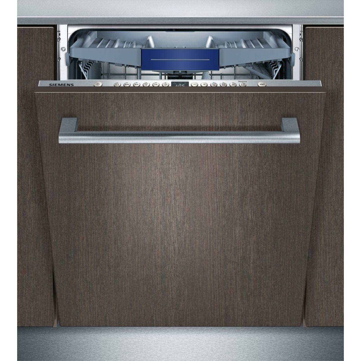 Lave vaisselle tout intégrable SIEMENS SN736X03ME