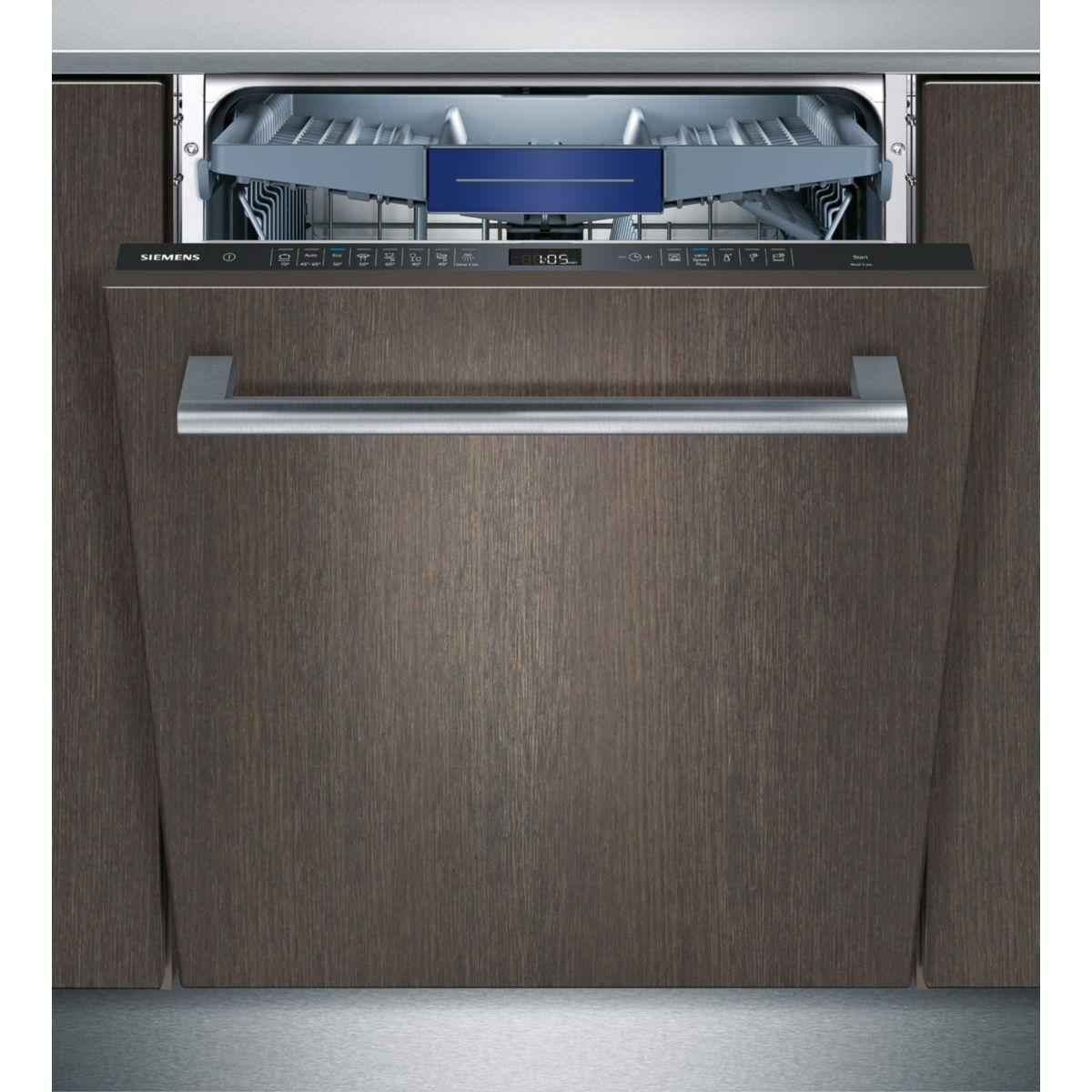 Lave vaisselle tout intégrable SIEMENS SN658X00ME