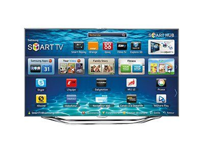 TV SAMSUNG UE65ES8000sxzf