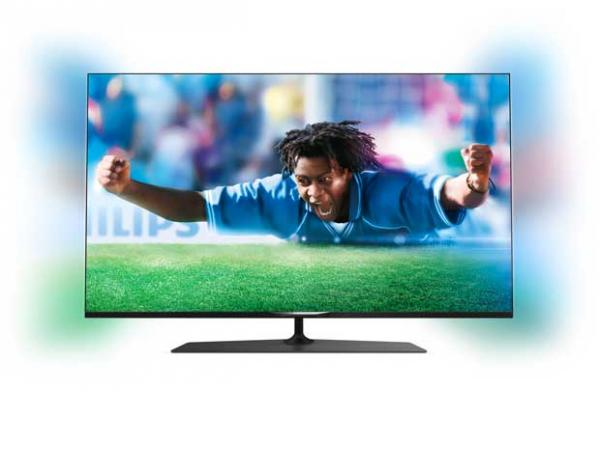 Tv Led PHILIPS 49pus7809 4K 3D 600Hz PMR smart TV