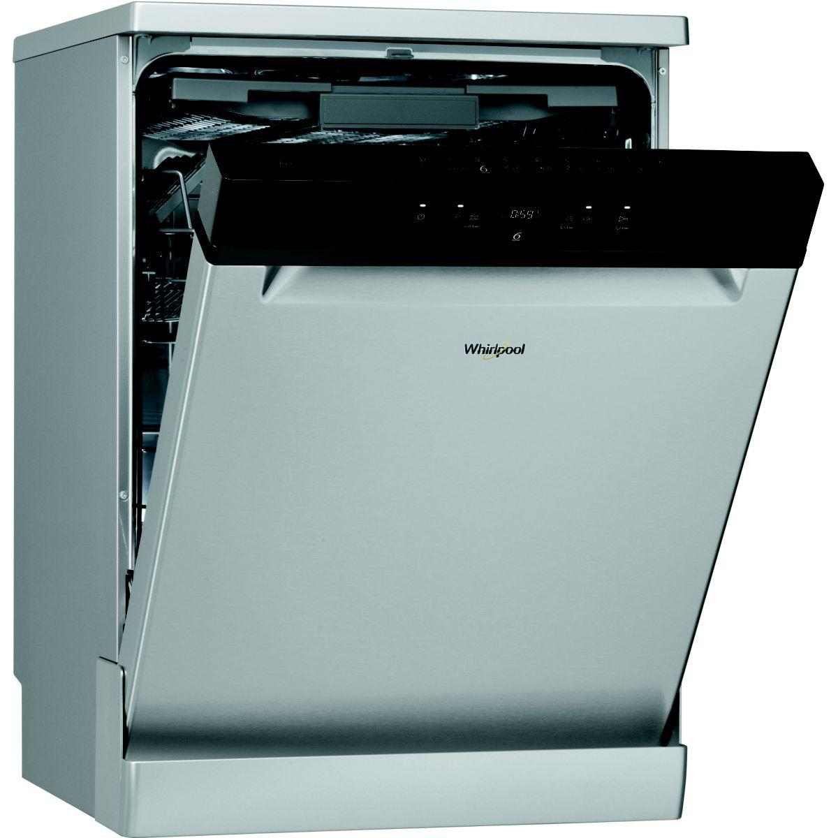 Lave-vaisselle 60cm WHIRLPOOL WFC3C26FX
