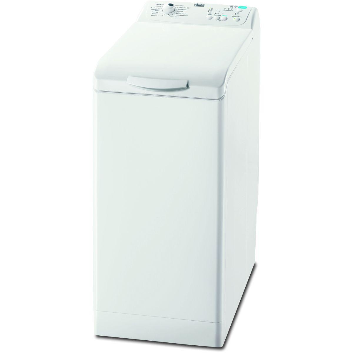 Lave-linge Top FAURE FWQ 5111