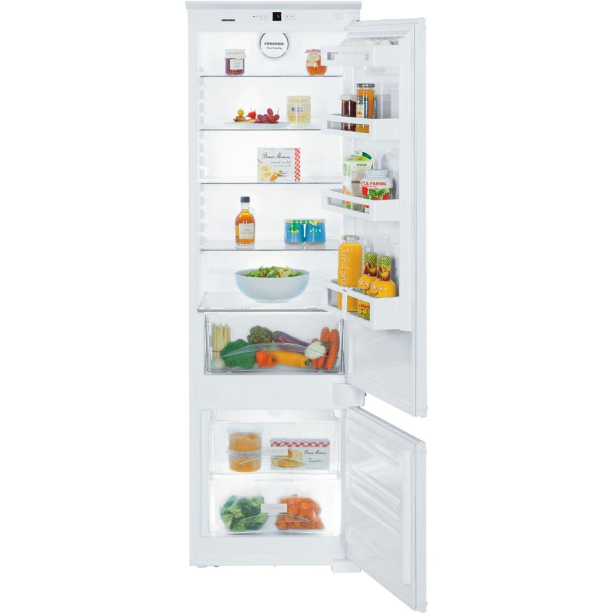 Réfrigérateur combiné encastrable LIEBHERR RCI5351