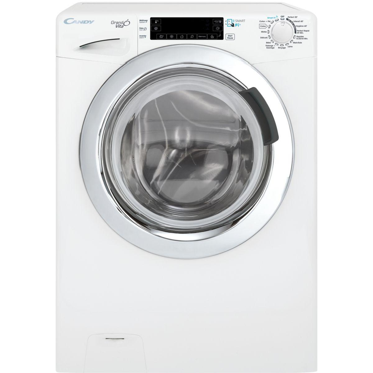Lave-linge Frontal CANDY GVF 1411 LWHC5/1-47