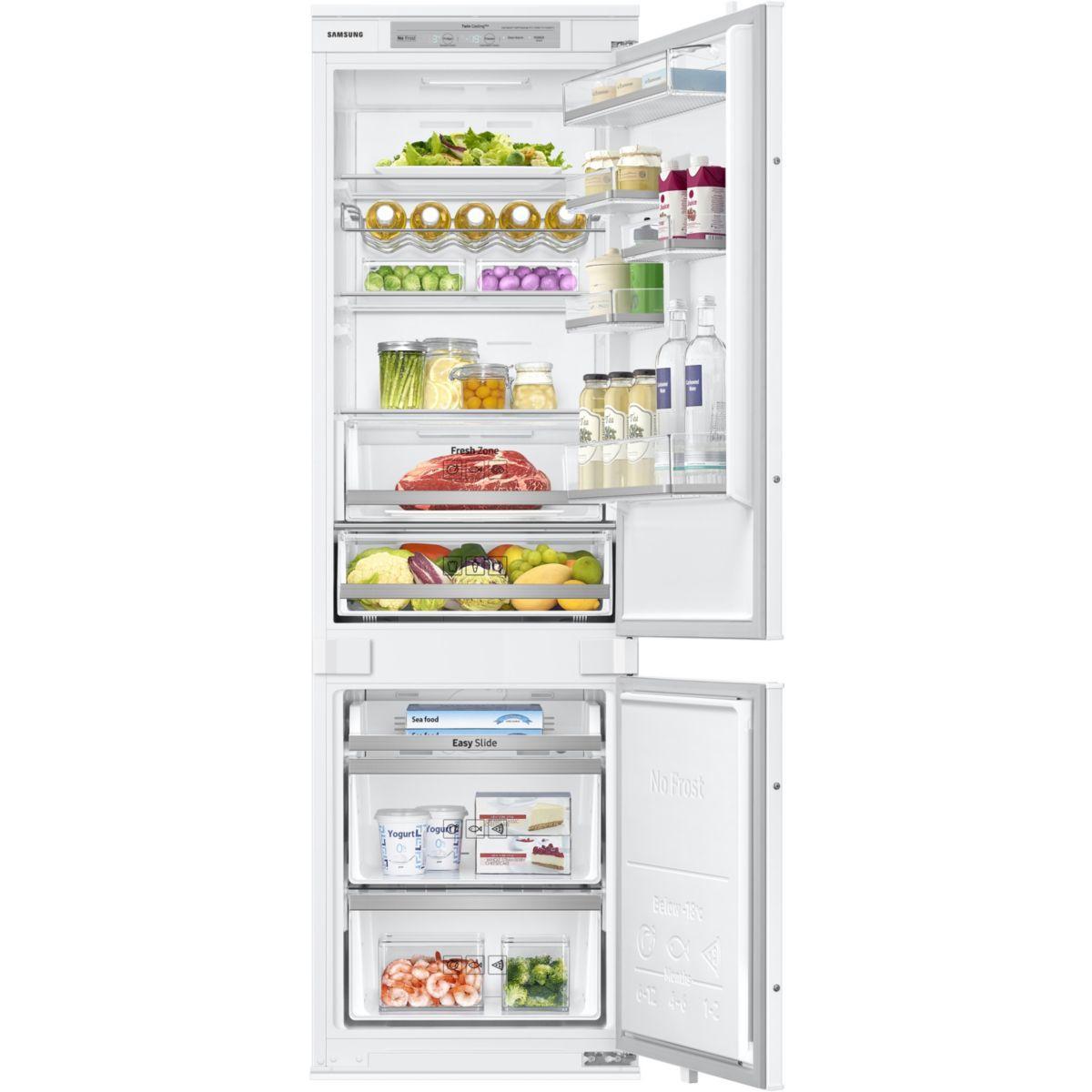 Réfrigérateur combiné encastrable SAMSUNG BRB260076WW