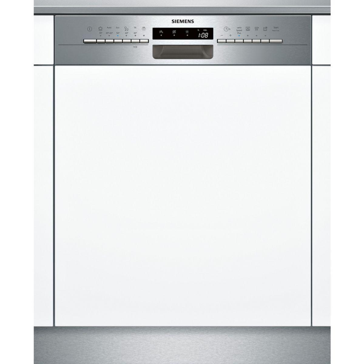 Lave vaisselle encastrable SIEMENS SN536S02IE